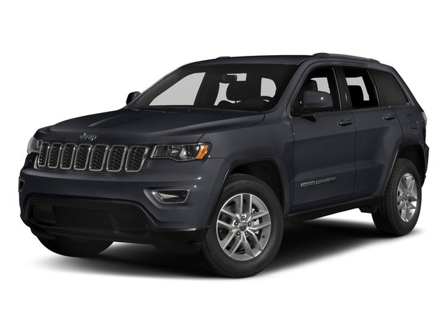 Rhino Clearcoat 2017 Jeep Grand Cherokee Pictures Grand Cherokee Altitude 4x2 *Ltd Avail* photos front view