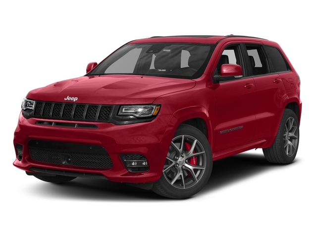 Redline 2 Coat Pearl 2017 Jeep Grand Cherokee Pictures Grand Cherokee SRT 4x4 photos front view