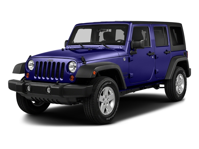 Xtreme Purple Pearlcoat 2017 Jeep Wrangler Unlimited Pictures Wrangler Unlimited Utility 4D Unlimited Sport 4WD V6 photos front view