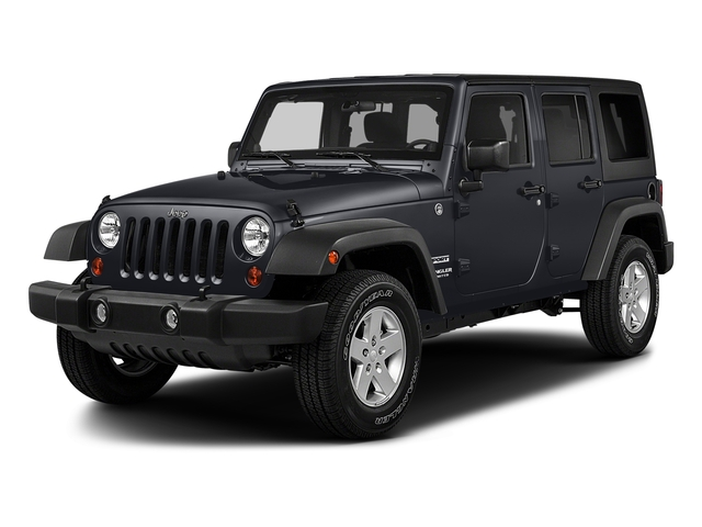 Rhino Clearcoat 2017 Jeep Wrangler Unlimited Pictures Wrangler Unlimited Big Bear 4x4 *Ltd Avail* photos front view