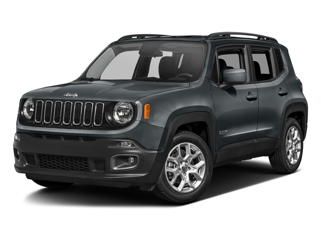 Anvil 2017 Jeep Renegade Pictures Renegade Utility 4D Altitude 2WD photos front view
