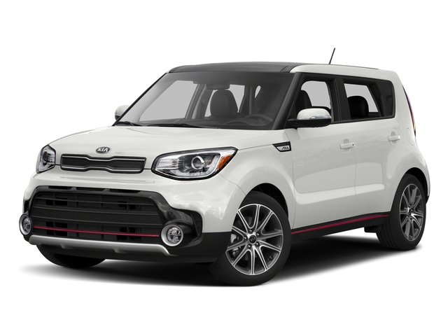 Clear White 2017 Kia Soul Pictures Soul ! Auto photos front view
