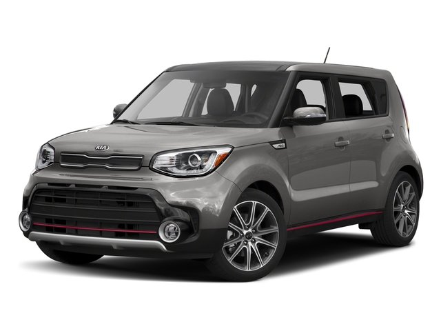 Titanium Gray 2017 Kia Soul Pictures Soul ! Auto photos front view