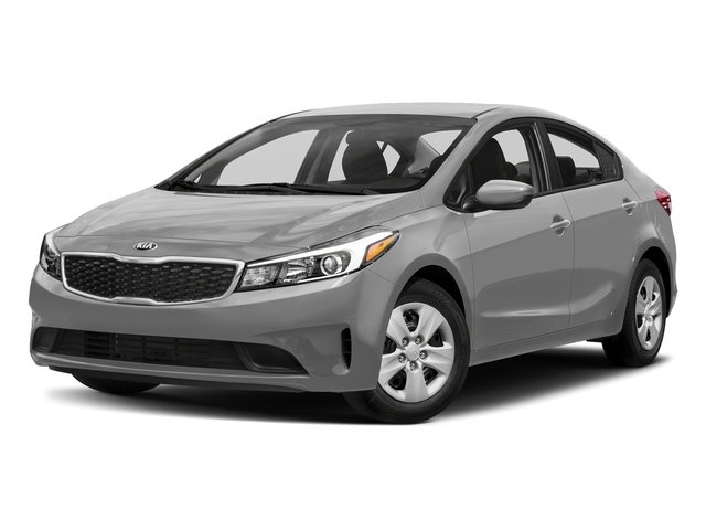 Silky Silver 2017 Kia Forte Pictures Forte LX Manual photos front view
