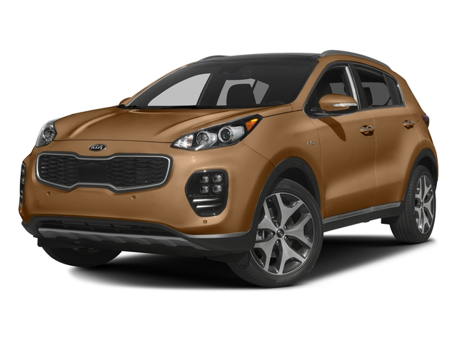 Burnished Copper 2017 Kia Sportage Pictures Sportage SX Turbo FWD photos front view