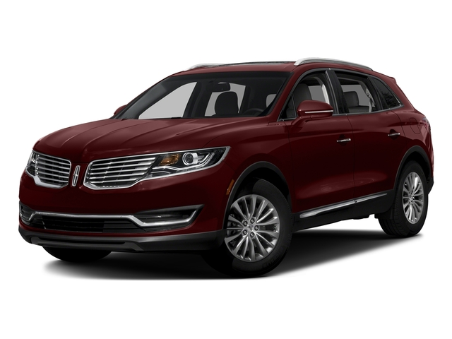 Burgundy Velvet Metallic Tinted Clearcoat 2017 Lincoln MKX Pictures MKX Util 4D Premiere EcoBoost AWD V6 photos front view