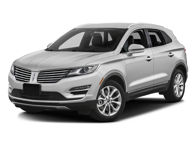 Ingot Silver Metallic 2017 Lincoln MKC Pictures MKC Utility 4D Black Label 2WD I4 Turbo photos front view