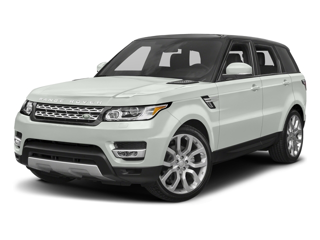 Nada Classic Car Value >> 2017 Land Rover Range Rover Sport V6 Supercharged HSE Dynamic Pictures | NADAguides