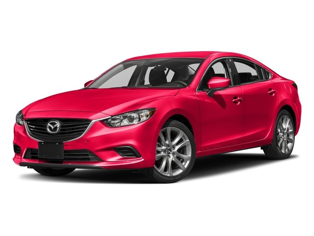 Soul Red Metallic 2017 Mazda Mazda6 Pictures Mazda6 Sedan 4D Touring I4 photos front view