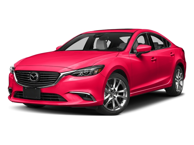 Soul Red Metallic 2017 Mazda Mazda6 Pictures Mazda6 Sedan 4D GT Premium I4 photos front view