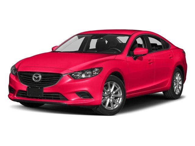 Soul Red Metallic 2017 Mazda Mazda6 Pictures Mazda6 2017.5 Sport Auto photos front view