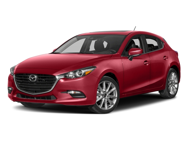 Soul Red Metallic 2017 Mazda Mazda3 5-Door Pictures Mazda3 5-Door Wagon 5D Touring 2.5L I4 photos front view