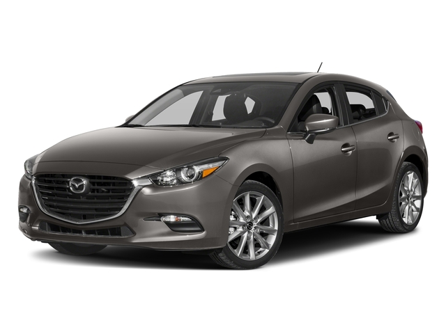 Titanium Flash Mica 2017 Mazda Mazda3 5-Door Pictures Mazda3 5-Door Wagon 5D Touring 2.5L I4 photos front view