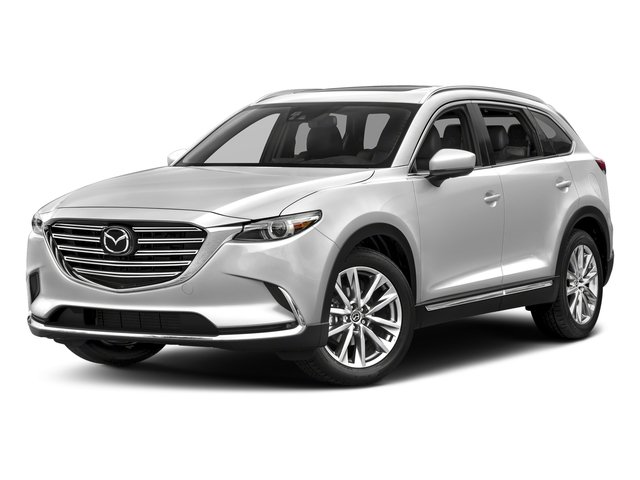 Snowflake White Pearl Mica 2017 Mazda CX-9 Pictures CX-9 Utility 4D GT 2WD I4 photos front view