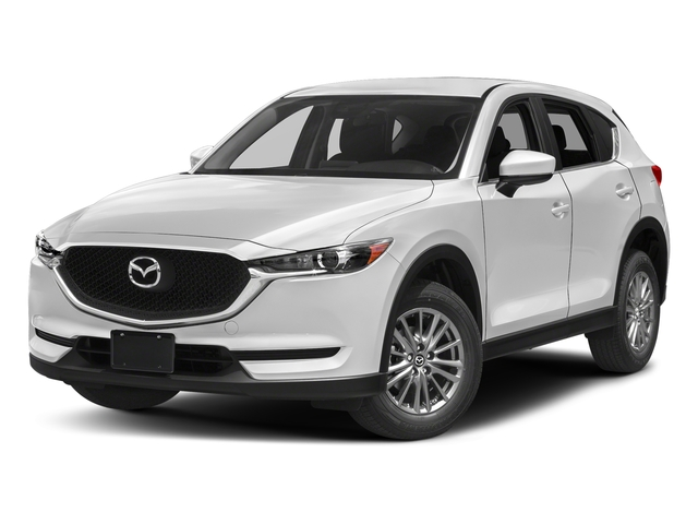 Snowflake White Pearl Mica 2017 Mazda CX-5 Pictures CX-5 Utility 4D Sport 2WD I4 photos front view