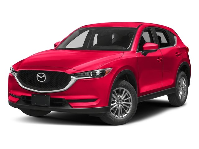 Soul Red Crystal Metallic 2017 Mazda CX-5 Pictures CX-5 Utility 4D Sport 2WD I4 photos front view