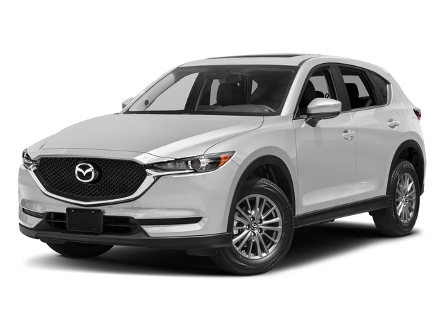Snowflake White Pearl Mica 2017 Mazda CX-5 Pictures CX-5 Utility 4D Touring 2WD I4 photos front view