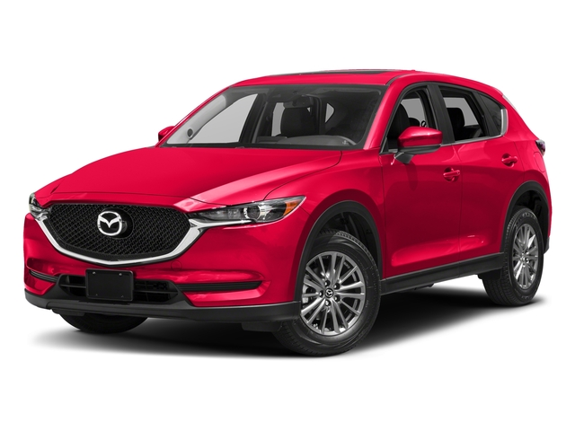 Soul Red Crystal Metallic 2017 Mazda CX-5 Pictures CX-5 Utility 4D Touring 2WD I4 photos front view