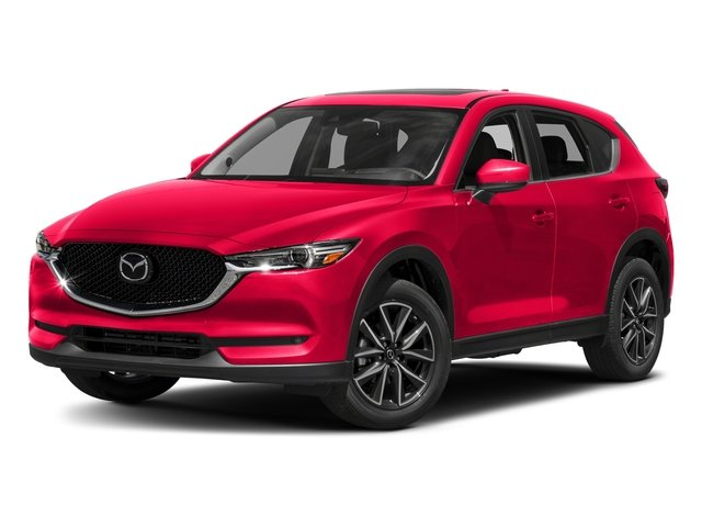 Soul Red Crystal Metallic 2017 Mazda CX-5 Pictures CX-5 Grand Touring AWD photos front view
