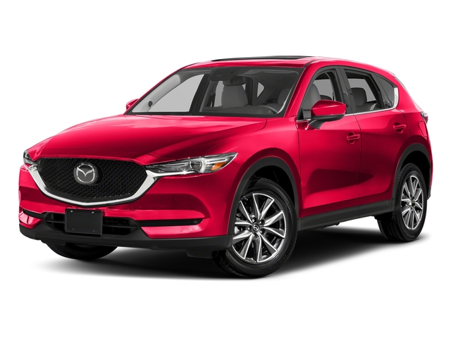 Soul Red Crystal Metallic 2017 Mazda CX-5 Pictures CX-5 Utility 4D GT 2WD I4 photos front view