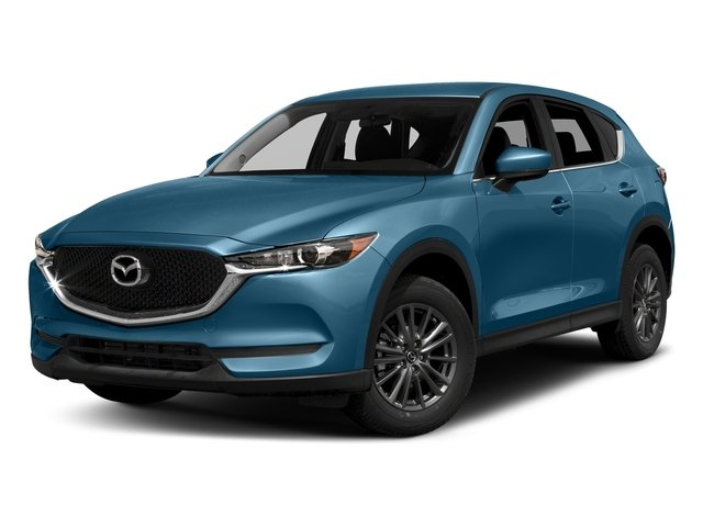 Eternal Blue Mica 2017 Mazda CX-5 Pictures CX-5 Utility 4D Touring AWD I4 photos front view