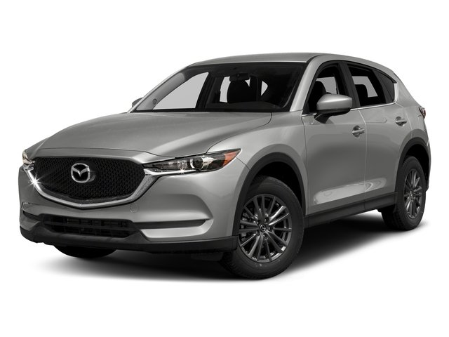 Sonic Silver Metallic 2017 Mazda CX-5 Pictures CX-5 Utility 4D Touring AWD I4 photos front view