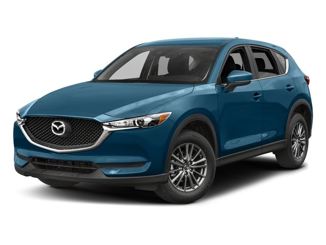 Eternal Blue Mica 2017 Mazda CX-5 Pictures CX-5 Utility 4D Sport AWD I4 photos front view