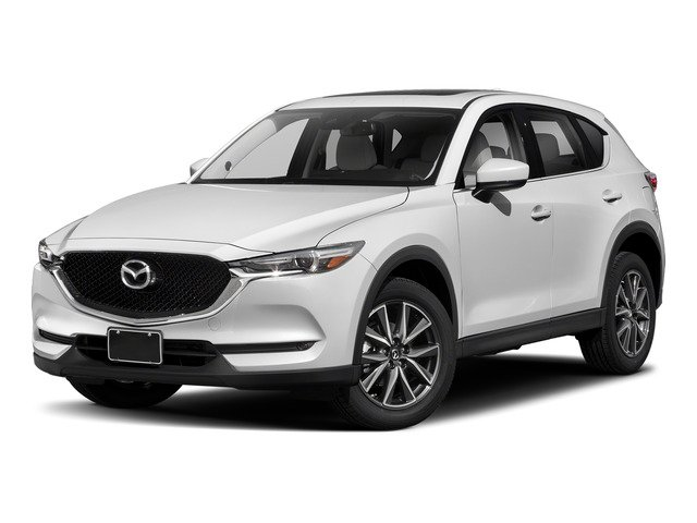 Snowflake White Pearl Mica 2017 Mazda CX-5 Pictures CX-5 Utility 4D Grand Select 2WD photos front view