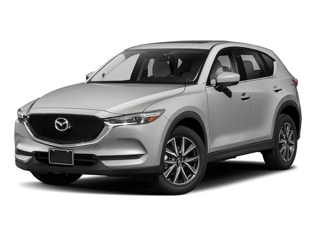 Sonic Silver Metallic 2017 Mazda CX-5 Pictures CX-5 Grand Select FWD photos front view