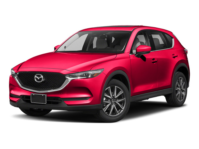 Soul Red Crystal Metallic 2017 Mazda CX-5 Pictures CX-5 Utility 4D Grand Select 2WD photos front view