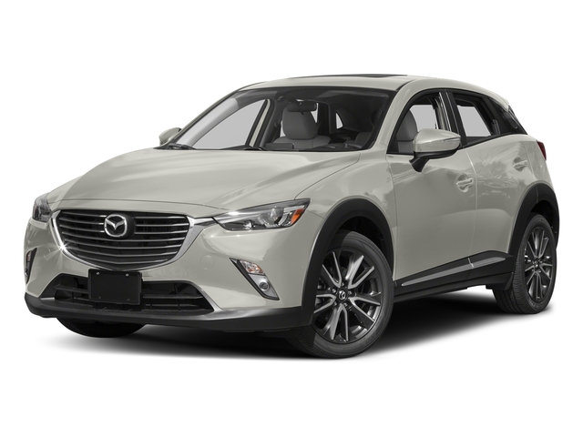 Ceramic Metallic 2017 Mazda CX-3 Pictures CX-3 Utility 4D GT AWD I4 photos front view