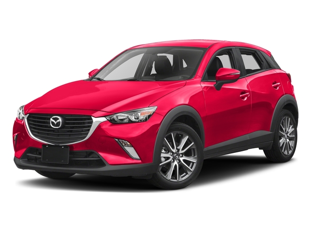 Soul Red Metallic 2017 Mazda CX-3 Pictures CX-3 Touring FWD photos front view