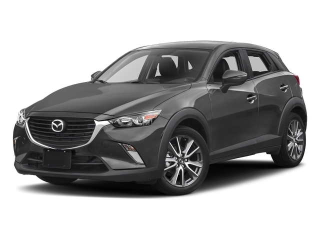 Meteor Gray Mica 2017 Mazda CX-3 Pictures CX-3 Touring FWD photos front view