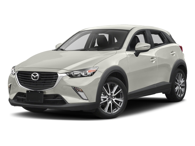Ceramic Metallic 2017 Mazda CX-3 Pictures CX-3 Touring FWD photos front view