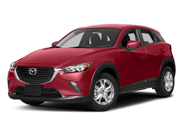 Soul Red Metallic 2017 Mazda CX-3 Pictures CX-3 Utility 4D Sport 2WD I4 photos front view