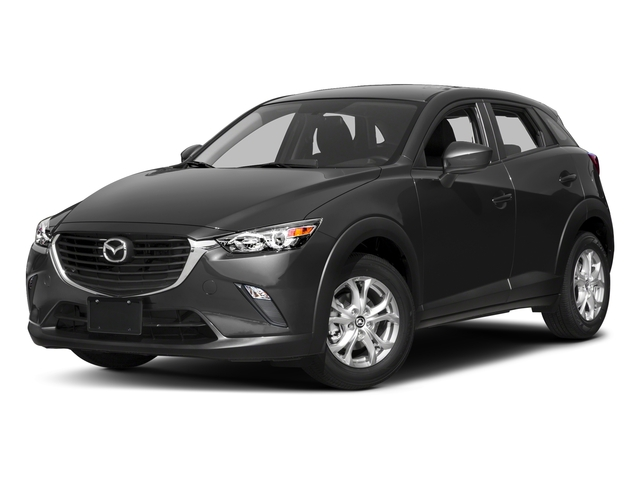 Meteor Gray Mica 2017 Mazda CX-3 Pictures CX-3 Utility 4D Sport 2WD I4 photos front view