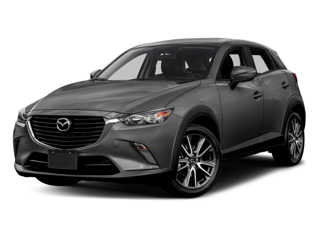 Meteor Gray Mica 2017 Mazda CX-3 Pictures CX-3 Touring AWD photos front view
