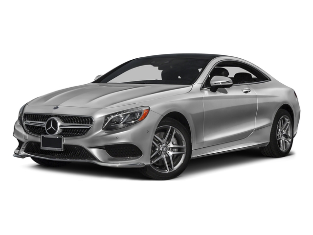 designo Magno Alanite Grey (Matte Finish) 2017 Mercedes-Benz S-Class Pictures S-Class Coupe 2D S550 AWD V8 Turbo photos front view