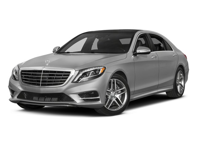 designo Magno Alanite Grey (Matte Finish) 2017 Mercedes-Benz S-Class Pictures S-Class Sedan 4D S550 V8 Turbo photos front view