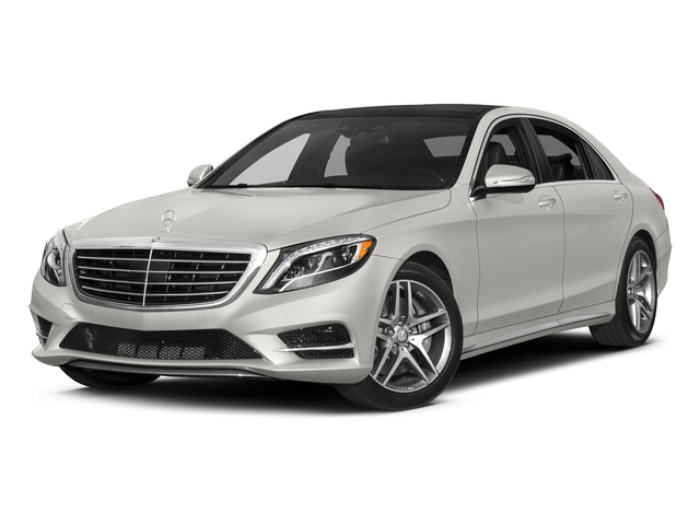 designo Magno Cashmere White (Matte Finish) 2017 Mercedes-Benz S-Class Pictures S-Class Sedan 4D S550 V8 Turbo photos front view