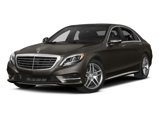 Verde Brook Metallic 2017 Mercedes-Benz S-Class Pictures S-Class Sedan 4D S550 V8 Turbo photos front view