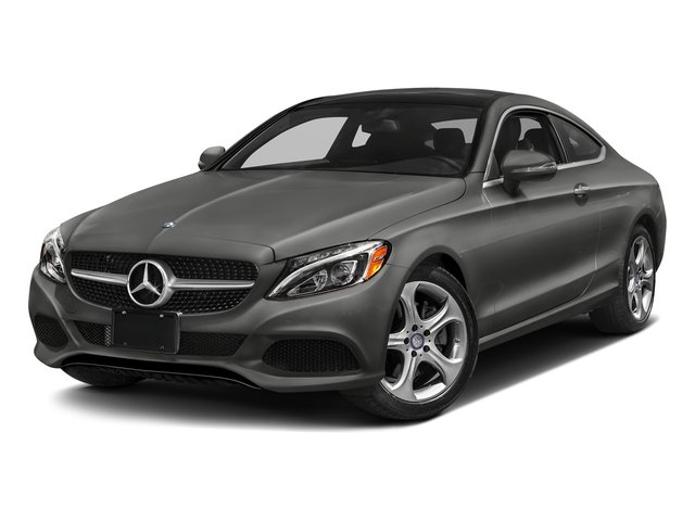 designo Selenite Grey Magno (Matte Finish) 2017 Mercedes-Benz C-Class Pictures C-Class C 300 Coupe photos front view