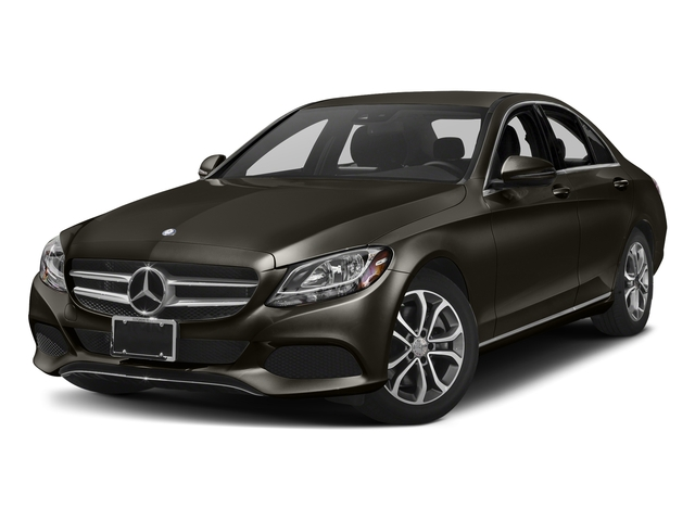 Dakota Brown Metallic 2017 Mercedes-Benz C-Class Pictures C-Class Sedan 4D C300 I4 Turbo photos front view