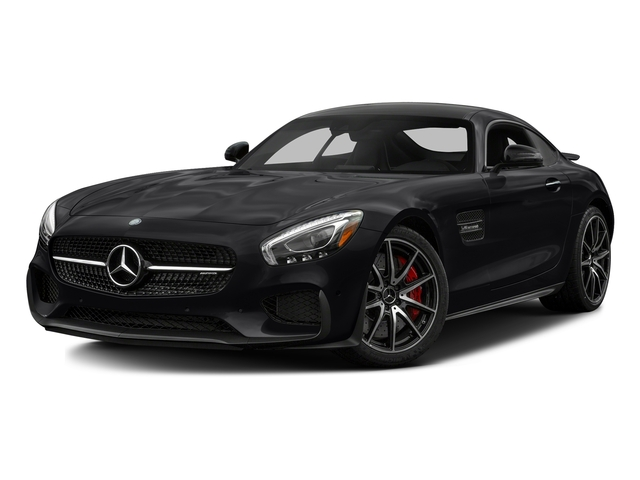 Black 2017 Mercedes-Benz AMG GT Pictures AMG GT S 2 Door Coupe photos front view