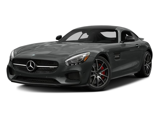Selenite Grey 2017 Mercedes-Benz AMG GT Pictures AMG GT S 2 Door Coupe photos front view