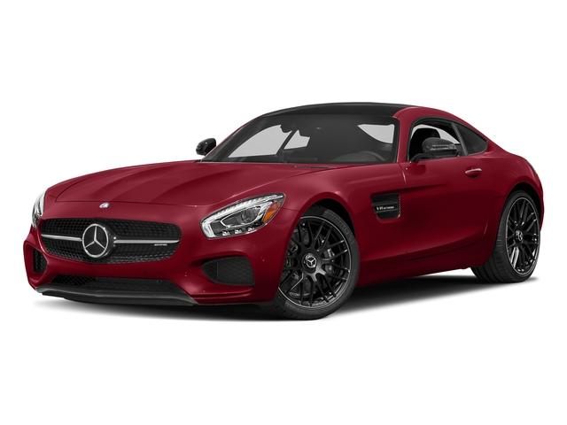 Mars Red 2017 Mercedes-Benz AMG GT Pictures AMG GT 2 Door Coupe photos front view