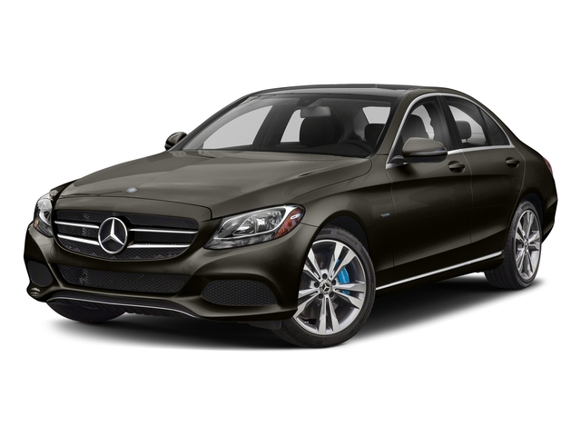 Dakota Brown Metallic 2017 Mercedes-Benz C-Class Pictures C-Class C 350e Sedan photos front view