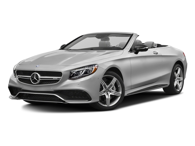 designo Magno Alanite Grey (Matte Finish) 2017 Mercedes-Benz S-Class Pictures S-Class AMG S 63 4MATIC Cabriolet photos front view