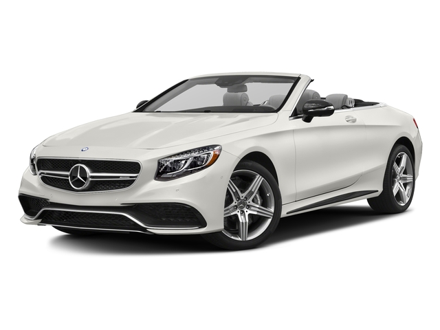 designo Magno Cashmere White (Matte Finish) 2017 Mercedes-Benz S-Class Pictures S-Class Convertible 2D S63 AMG AWD V8 Turbo photos front view