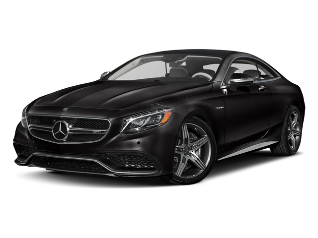 designo Mocha Black 2017 Mercedes-Benz S-Class Pictures S-Class AMG S 63 4MATIC Coupe photos front view